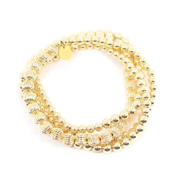 B.b. Lila - Mrs. Lila Gold Necklace