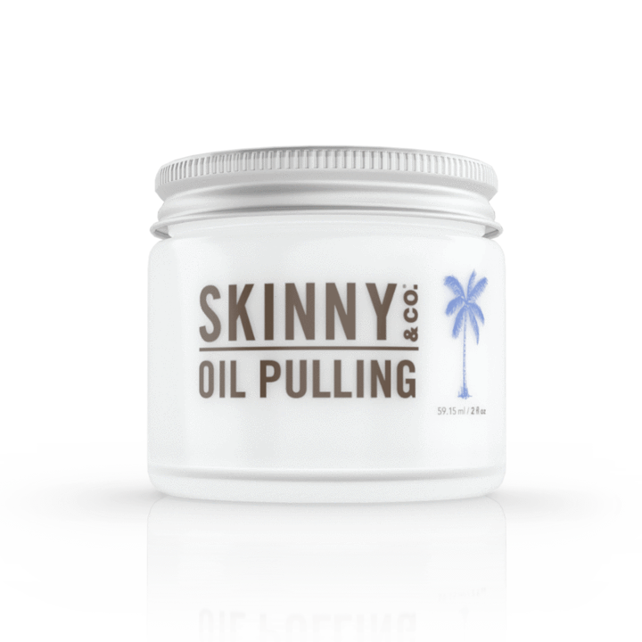 Skinny & Co. Peppermint Oil Pulling 2oz