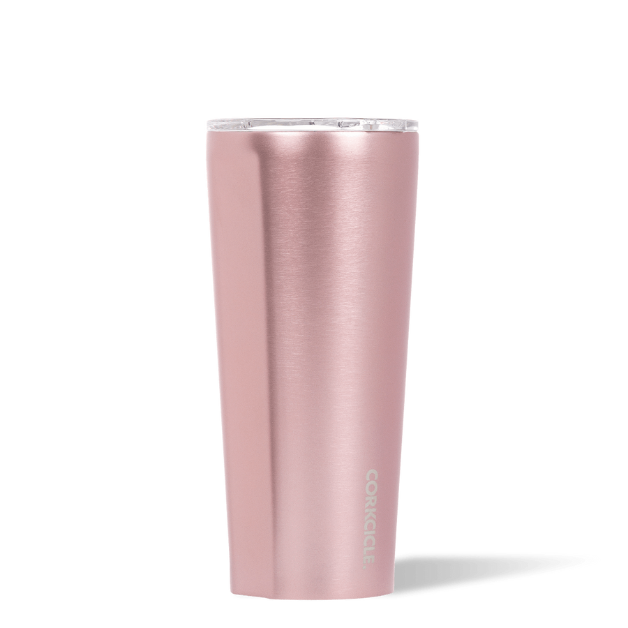 Corkcicle Metallic Tumbler-Rose 24oz