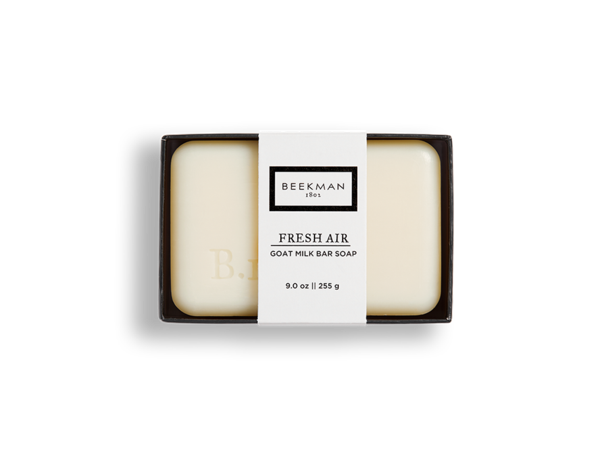 Beekman Fresh Air Goat Milk Soap