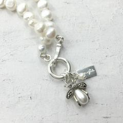 Pearly Girls Betsy Necklace
