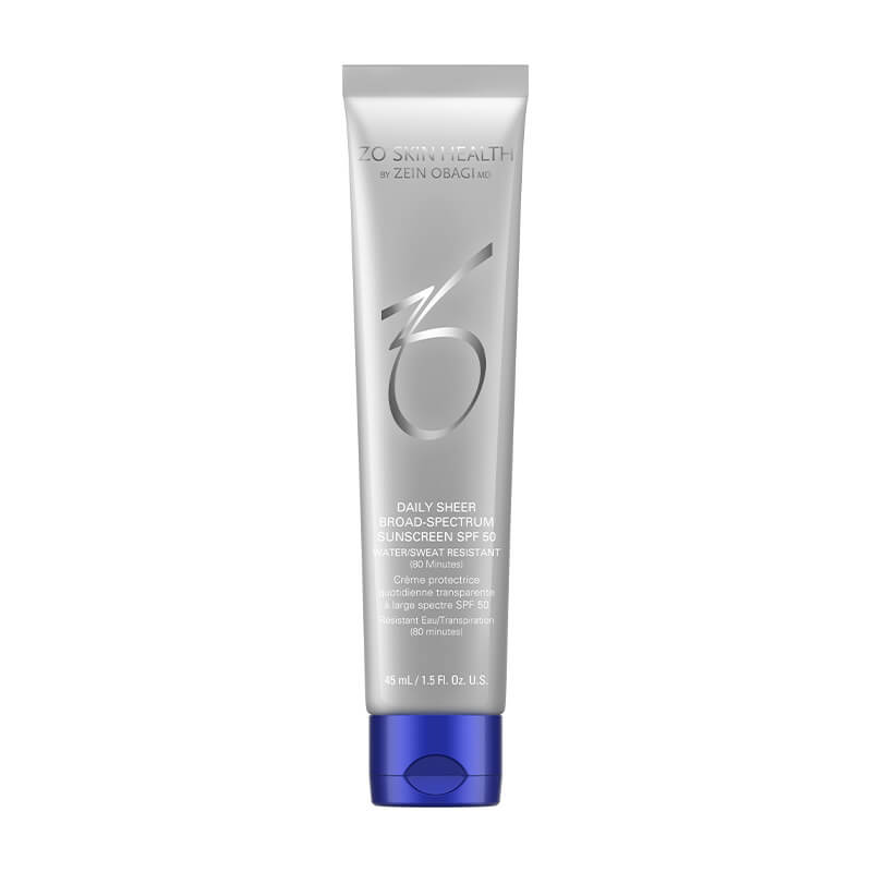 ZO Daily Sheer Broad Spectrum SPF 50