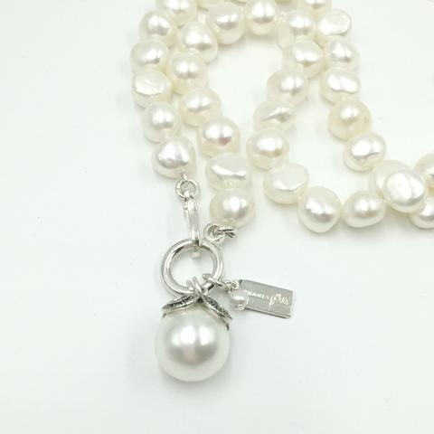 Pearly Girls Caroline Necklace