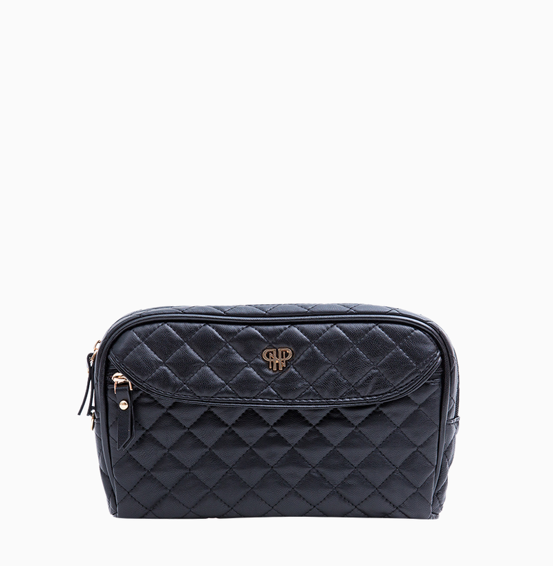 PurseN Clutch Makeup Case - Timeless Quilted