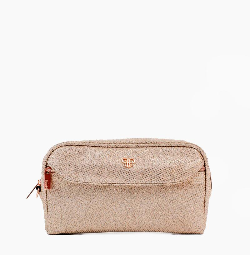PurseN Clutch Makeup Case - Lotus