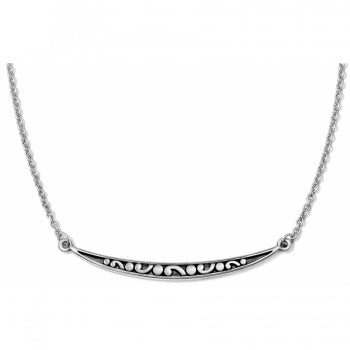 Brighton Contempo Ice Reversible Necklace