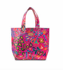 Consuela Pink Swirly Mini Bag