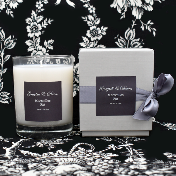 Graybill & Downs Marseilles Fig Candle