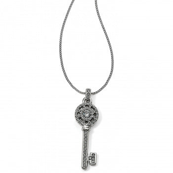 Brighton Illumina Petite Key Necklace