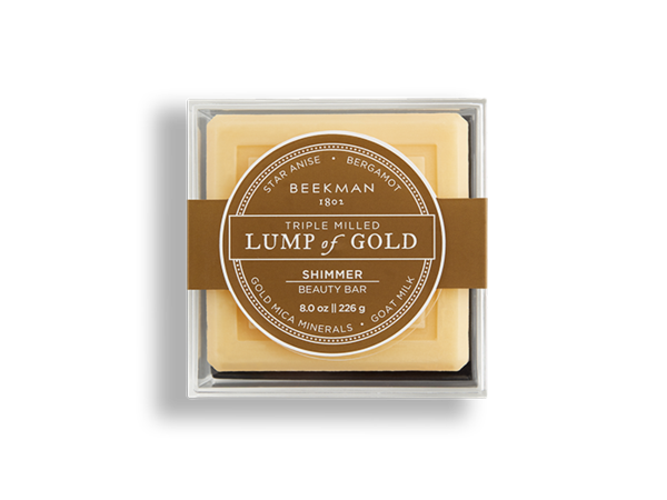 Beekman Lump Of Gold Goat Milk Soap