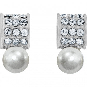 Brighton Meridian Petite Pearl Post Earrings
