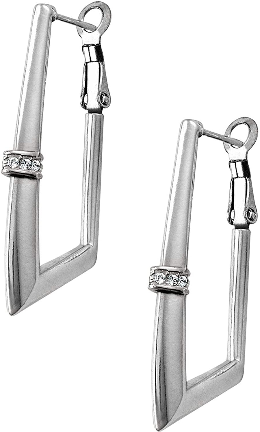 Brighton Meridian Swing Hoop Earrings