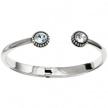 Brighton Twinkle Open Hinged Bangle Bracelet