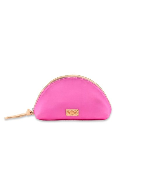 Consuela Pinkie Pink Medium Cosmetic Bag