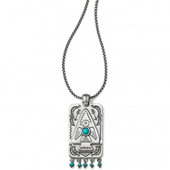 Brighton Southwest Dream Pueblo Convertible Necklace