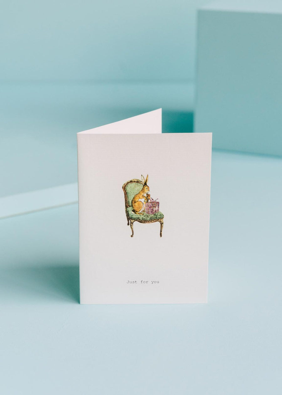 Portico Just For You Card
