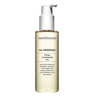 BareMinerals Oil Obsessed Total Facial Cleansing Oil