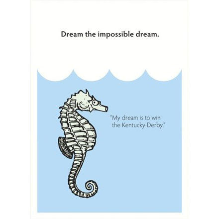 Card - Impossible Dream