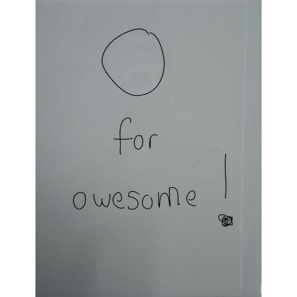 Card - O for Owesome