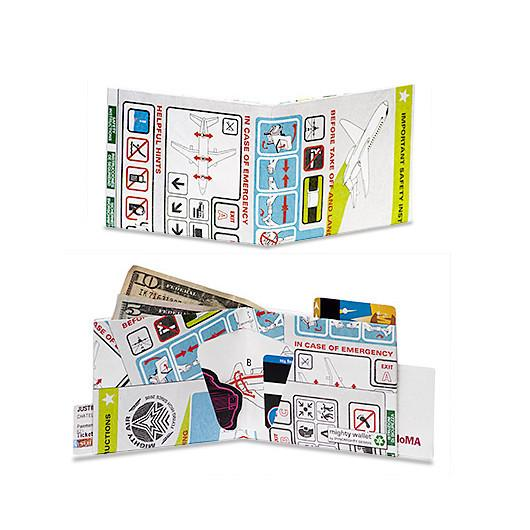 In Flight - Mighty Wallet Tyvek