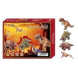 3D Puzzle - Dinosaur World