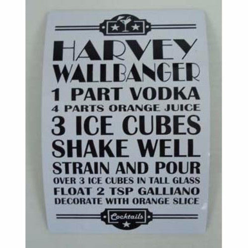 Mix Magnet - Harvey Wallbanger