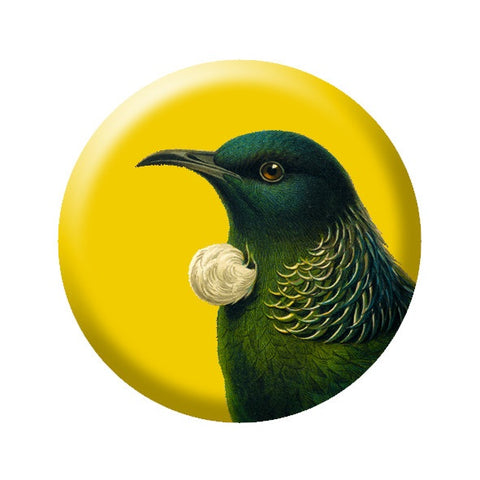 Bright Tui Badge