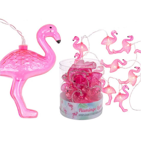 Flamingo LED Lights 165cm