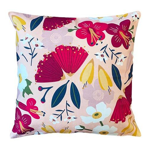 Aotearoa Bloom Cushion Cover