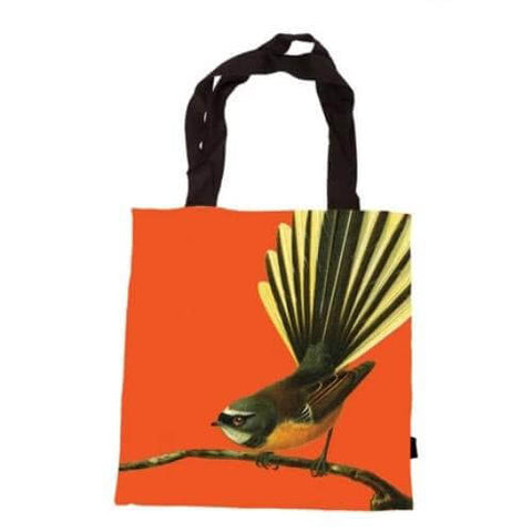 Tote Bag - Bright Fantail
