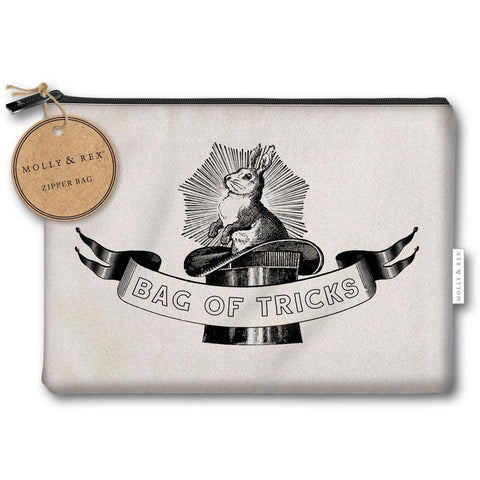 Canvas Pouch Bag - Bag of Tricks