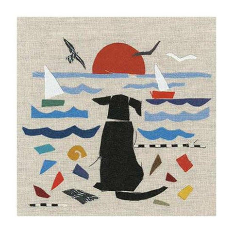 Card - Sea Dog