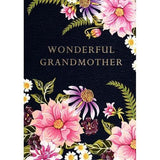 Card - Wonderful Grandmother