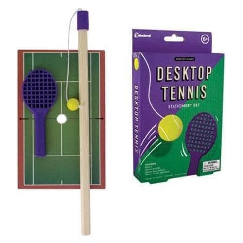 Desktop Tennis Stationery Set