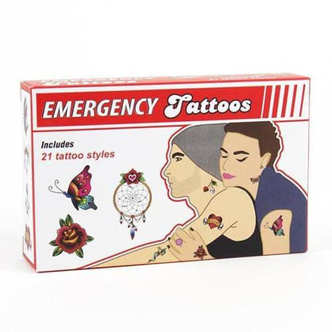 Emergency Tattoo