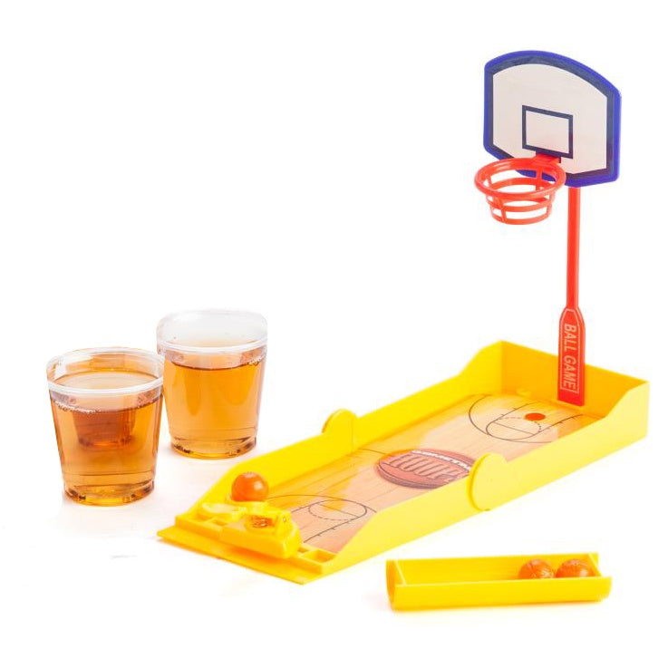 Basketball Shots - Tabletop Drinking Game