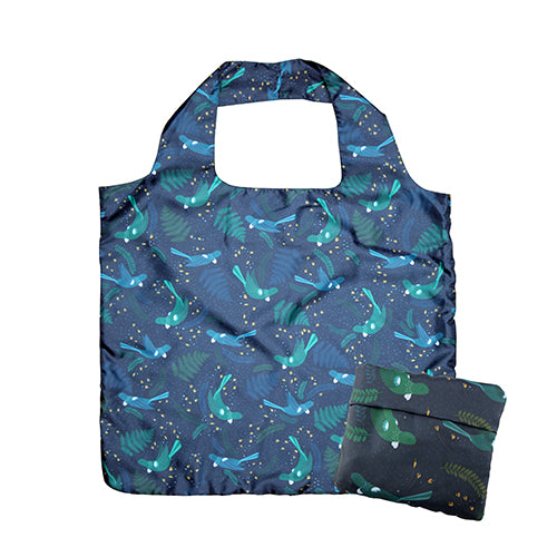 Fold Out Bag - Tui Forest