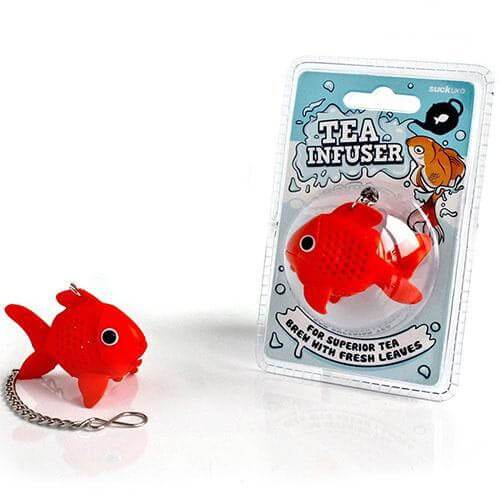 Goldfish Tea Infuser - Suck UK