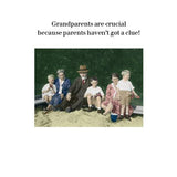 Card- Grandparents