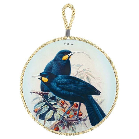 Huia Prestige - Ceramic Pot Coaster
