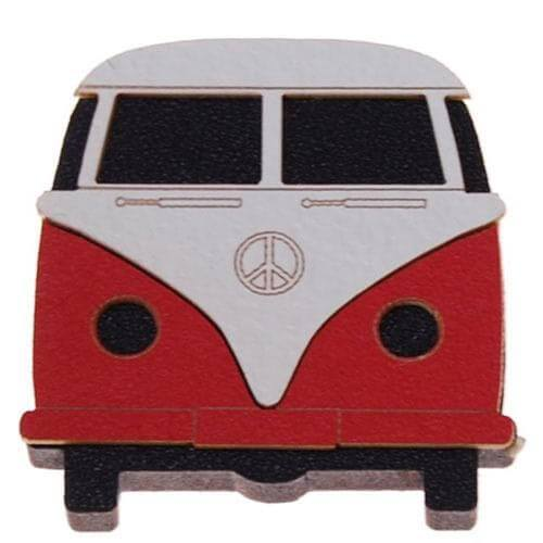 Keeper Magnets Red Kombi