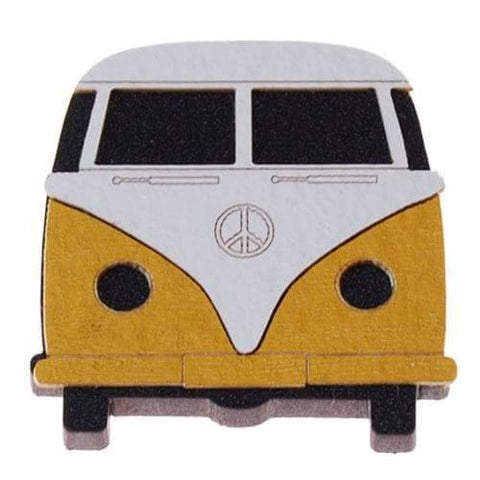 Keeper Magnets Yellow Kombi