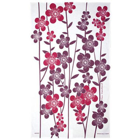 Kiwiana Tea Towels - Manuka Flower