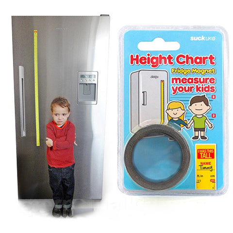Magnetic Height Chart