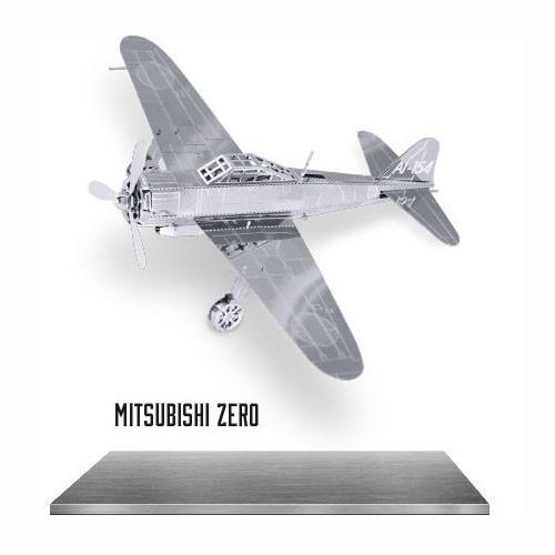 Mitsubishi Zero - Metal Earth Model