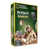 National Geographic Da Vinci Inventions - Bombard