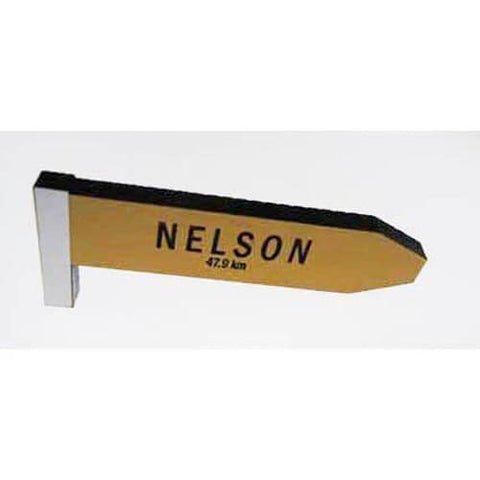 Nelson - AA Road Sign Fridge Magnet