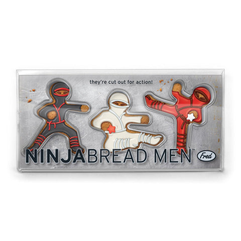 Ninjabread Men Cookie Cutters