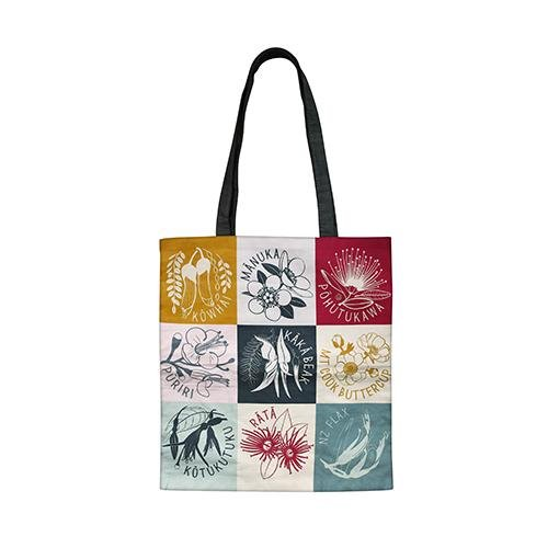 NZ Flora - Tote Bag
