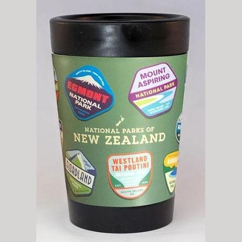 NZ National Parks - Cuppa Coffee Cup